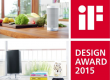 L'iF Product Design Award 2015 vinto da Clint Digital, marchio distribuito da EET Europarts