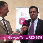 Giovanni Toti a RED 2016