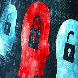 cyber-security-lock identity