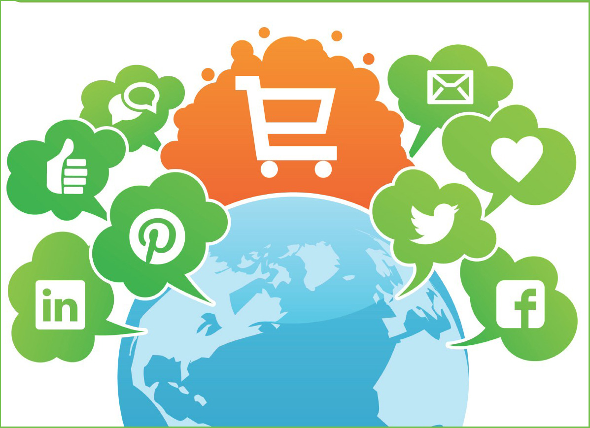 e commerce on social media Abstract: in recent years, the boundaries between e-commerce and social  networking have become increasingly blurred many e-commerce web sites  support.