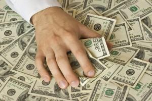 rubare soldi banca