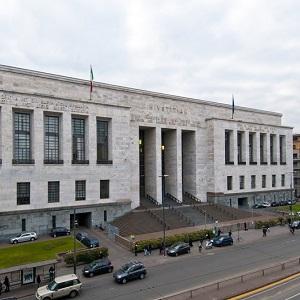 palazzo di giustizia MI