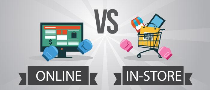 Vendite online contro vendite in store: siamo davvero a un punto di svolta? - BitMat