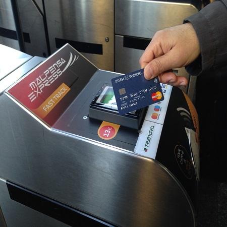 Viaggiare sul malpensa express non mai stato cos - Porta garibaldi malpensa terminal 2 ...
