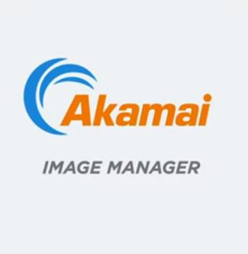 Akamai image manager