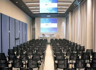 SOL Group_Sala conferenze multimediale