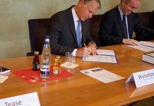 LRZ Signing