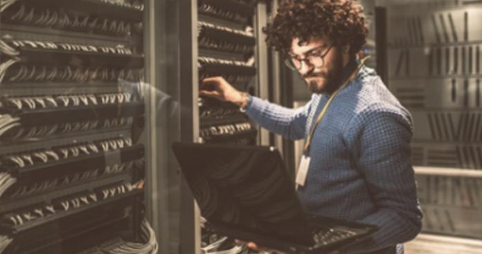 HPE Aruba data center