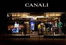 Canali Boutique windows_Hong Kong