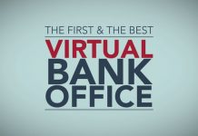 Virtual Bank office