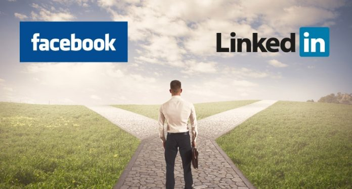 facebook-sfida-linkedin