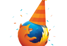 happy birthday Firefox