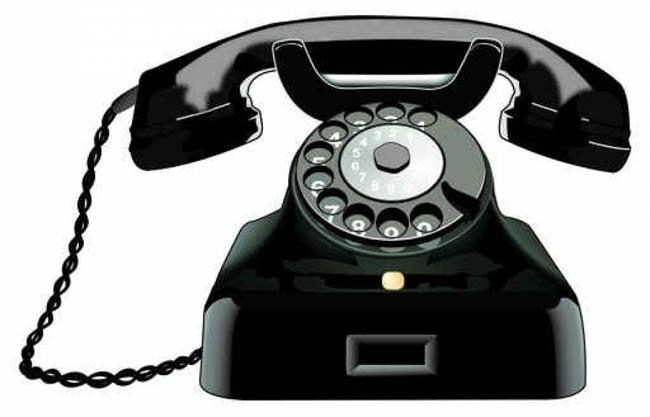 Addio telefono fisso