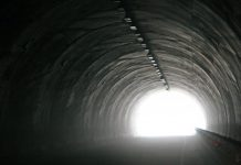 Luce tunnel