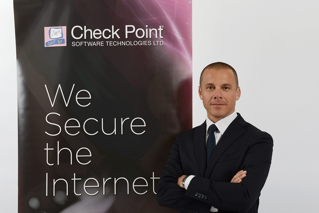 David Gubiani, Technical Manager di Check Point