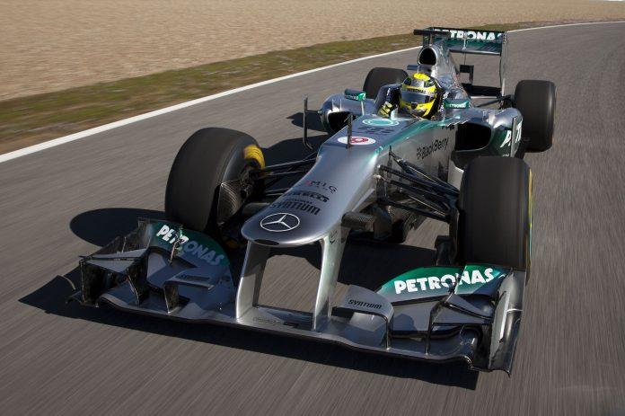 Formula 1 e AWS