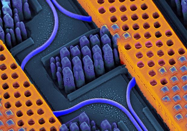 chip fotonico ibm