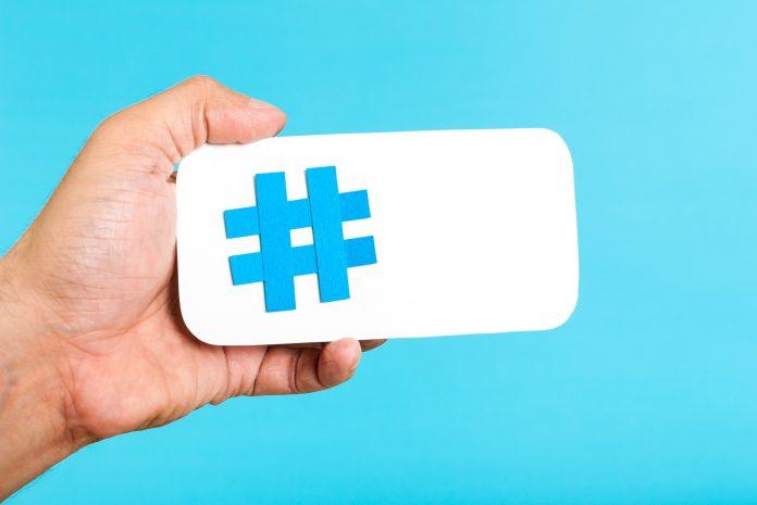 hashtag della trasparenza