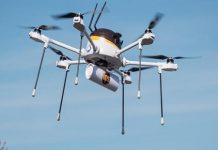 Droni_UPS_CyPhy_Flight