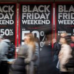 Pagamenti con carte in aumento del 34% nel Black Friday