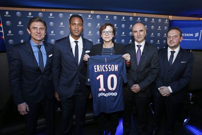 Ericsson e Paris Saint-Germain