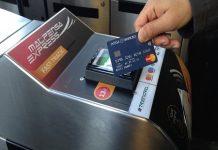 Contactless Malpensa Express Trenord Mastercard _ Tornello Milano Cadorna