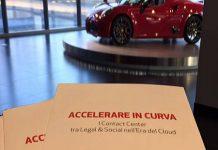 Accelerare in Curva
