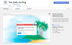 the safe surfing
