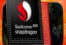 Snapdragon 835 di Qualcomm