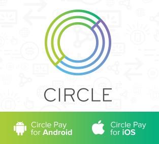 Risultati immagini per Circle Pay