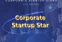 SEP Europe's Corporate Startup Stars Award 2017