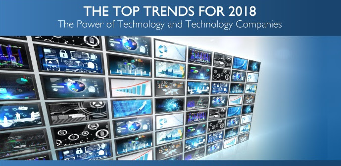 The Top Trends for 2018