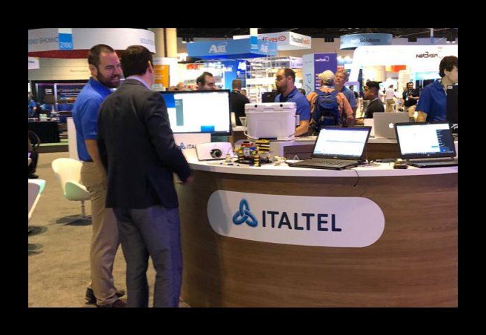 Netwrapper: Italtel a Cisco Live