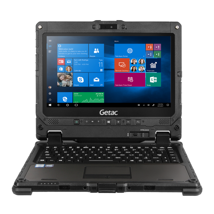 tablet K120 fully rugged