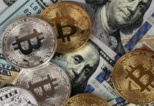 Bitcoin: toccato il valore minimo del 2020