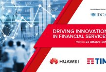 Driving Innovation in Financial Services