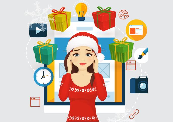 Shopping natalizio