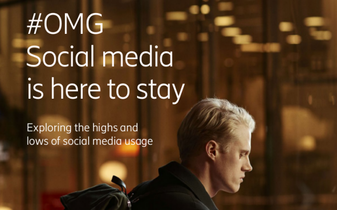 #OMG Social media is here to stay