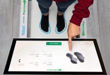 scansione 3D del piede