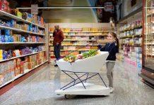 Self-Braking Trolley: il carrello Ford per la spesa dei piccoli