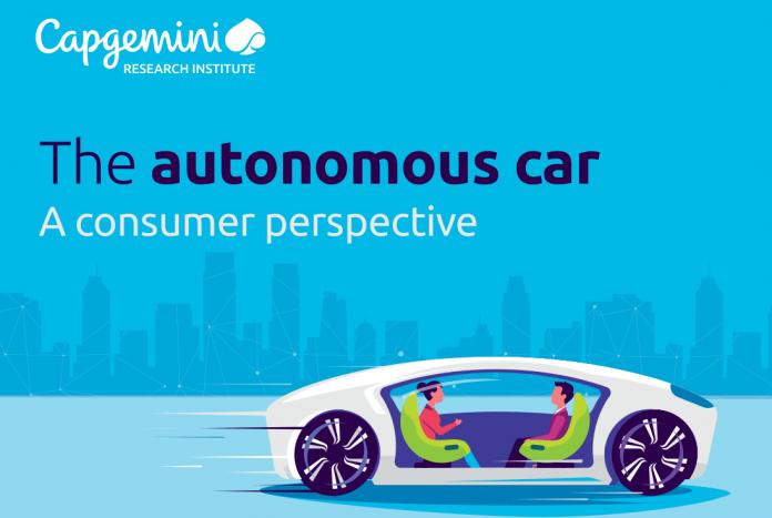 Auto a guida automa: cosa ne pensano i consumatori?