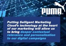 PUMA ha scelto Selligent Marketing Cloud