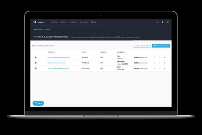 Quantcast Choice Premium: nuovi strumenti per gestire il consenso