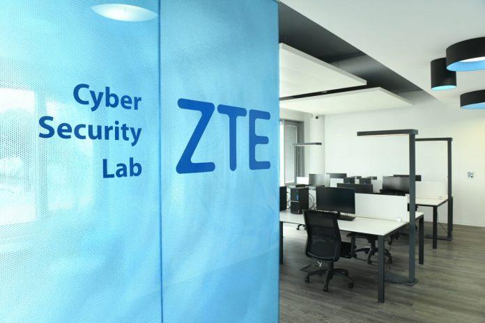 laboratorio di cybersecurity ZTE