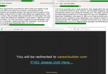 Cyber crime: attenzione alle false offerte di lavoro
