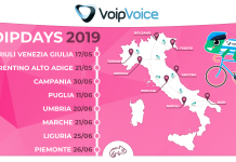Save the date: parte a settembre il tour autunnale VoipDays 2019