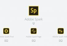 Adobe Spark: nuovi aggiornamenti per potenziare la condivisione