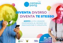 Campus Party: Diventa div3rso. Diventa te stesso