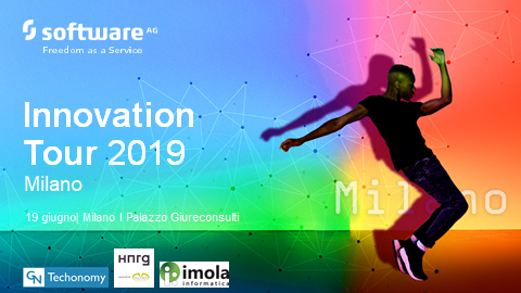In arrivo la tappa italiana di Software AG Innovation Tour