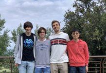 4 giovani italiani alle Olimpiadi Internazionali di Informatica